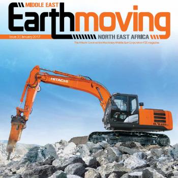 Earthmoving Middle East January 2017