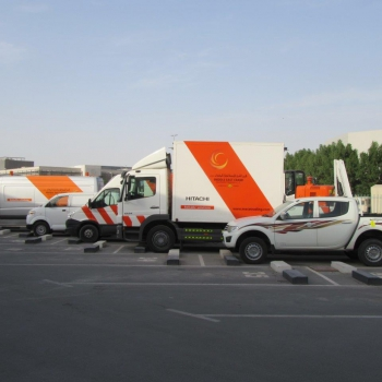 Middle East Crane expands its service fleet