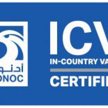 Middle East Crane obtains ADNOC - ICV certification