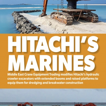 HITACHI'S Marines