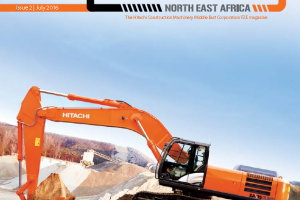 Earthmoving Middle East July 2016