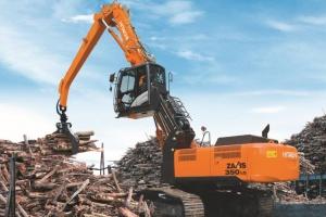 Material Handling - Hitachi