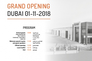 Opening of our new facilities