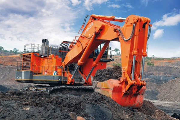 Operating weight: 248 - 250 t