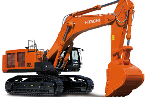 Operating weight: 85,8 t