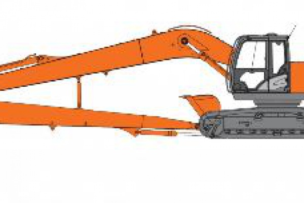 Operating weight: 25,6 - 26,6 t