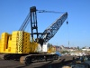 Lifting capacity: 275 x 4.3 t x m