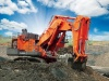 Operating weight: 258 t