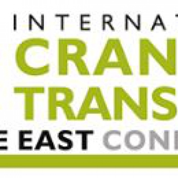 Cranes and Transport Middle East Conference