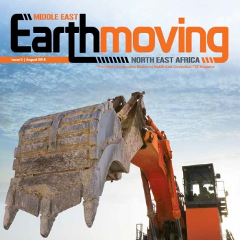 Earthmoving August 2018