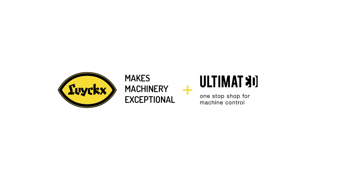 Joint venture between Luyckx and 3D Consult focuses on 3D machine control